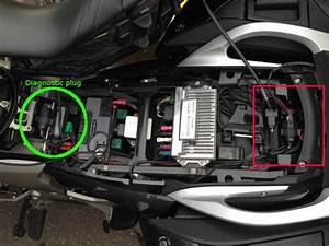 How To Locate The Diagnostic Connector On Your Bmw