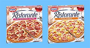 Dr Oetker Logo : dr oetker redesigns pizza packs scottish local retailer ~ Eleganceandgraceweddings.com Haus und Dekorationen