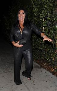 Renee Graziano Night Out In West Hollywood 01  06  2017
