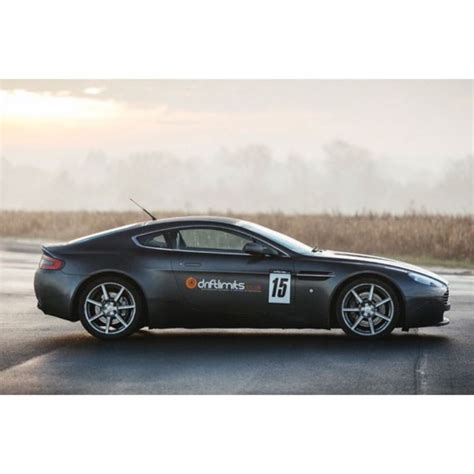 aston martin  vantage experience  personalised gift