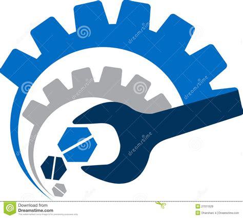 free logo design tool power tool logo stock vector illustration of cogwheel