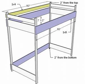 Ana White How to Build a Loft Bed - DIY Projects