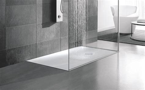 eliminare calcare doccia bagno materiali superfici linee rendono pi 249 facile