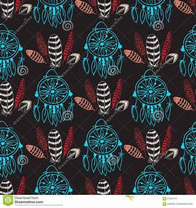 Native American Seamless Pattern Stock Vector - Image ...