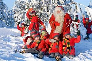 Meet The One And Only Santa Claus In Rovaniemi U2502 Finland Tours