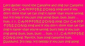 Camp Fire Song Song By Strawberry010 On Deviantart