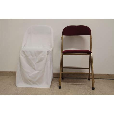 location housse de chaise tissu