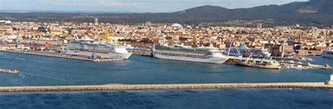 renseignements gps carte itineraires port de livourne