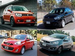 los  autos mas baratos en mexico