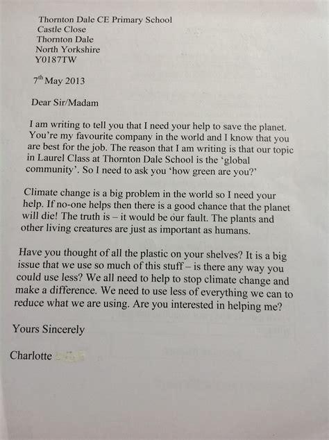 ways  start  persuasive letter   write