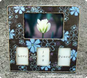 decoupage instructions  easy gift making