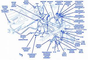 Chrysler Pacifica 2001 Electrical Circuit Wiring Diagram