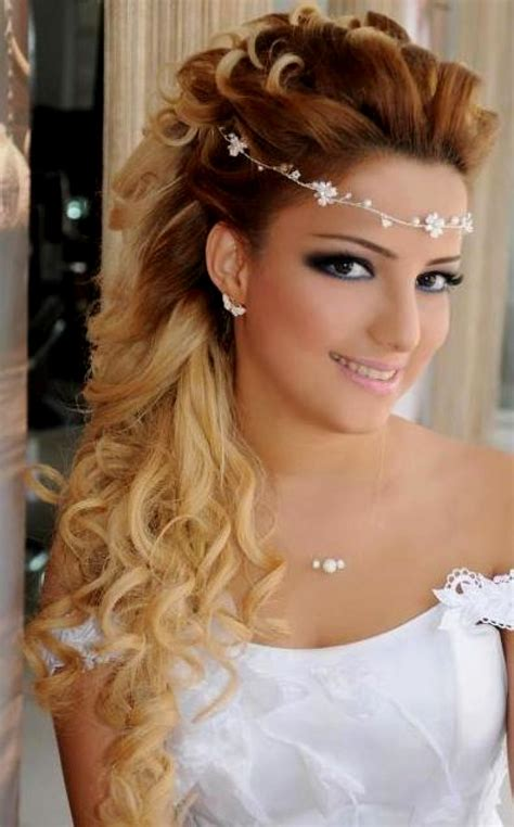 bridesmaid hairstyles stylish ideas