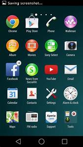 Xperia Z3 home launcher (7.0.A.0.14) ported to older ...