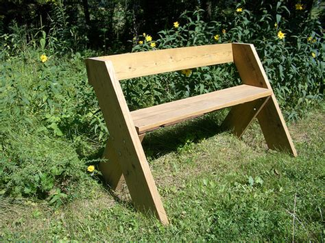 plans wood yard bench plans   woodworking