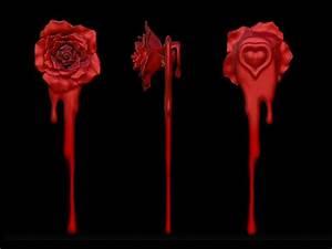 Bleeding Heart Rose Pin | Joshua Harker | AHAlife