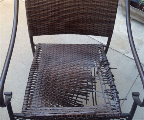 dollar patio chair seat replacement 7