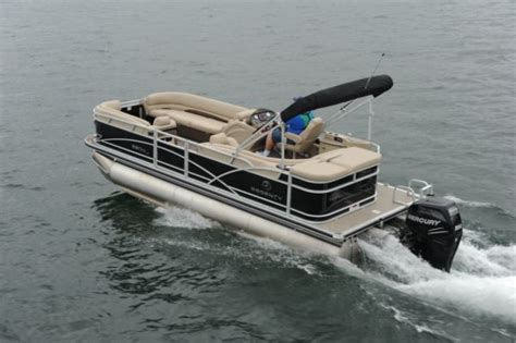 Boat Manufacturers To Stay Away From by Regency 220 Dl3 Pontoon Deck Boat Magazine