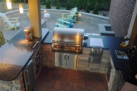 Outdoor Kitchens   Landscaping Outdoor Kitchens Outdoor