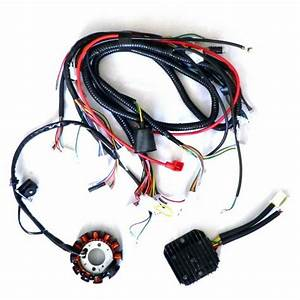 Performance 11 Pole Dc Magneto Stator Regulator Wiring