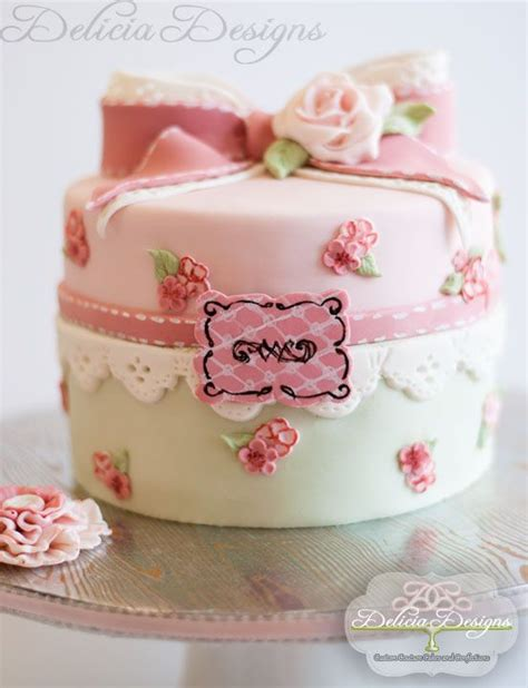 shabby chic cake 17 best ideas about shabby chic cakes on pinterest vintage cakes elegant cakes and pretty