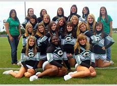 Cheerleading tryouts Gulf High School