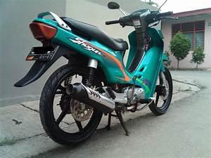 2003 Suzuki Shogun R 110