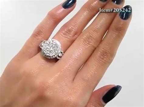Large Diamond Cluster Engagement Ring 17ct 14k Gold  Youtube. Crazy Celebrity Engagement Wedding Rings. Machined Engagement Rings. Marcasite Rings. Cheap Sapphire Engagement Wedding Rings. Melted Wedding Rings. Jeulia Engagement Rings. 4 Carat Wedding Rings. Fukang Wedding Rings