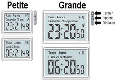 horloge bureau windows t 233 l 233 charger horloge mondiale pour windows freeware