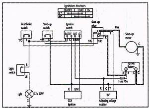Coolster 49cc Wiring Diagram
