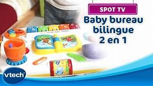 Baby Bureau Bilingue 2 En 1 VTech YouTube