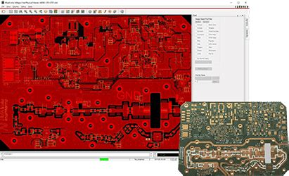 Pcb Assembly Nuwaves Engineering Defense Radio