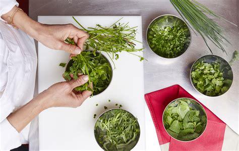 les herbes de cuisine cuisinonsvrai 5 herbes aromatiques en cuisine