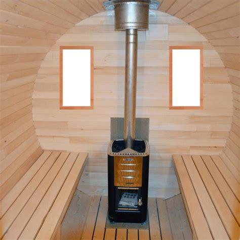 sauna exterieur poele bois poele bois sauna 100 images sauna ovale en 繪pic罠a de sib罠rie toit shingle longueur 400 cm r