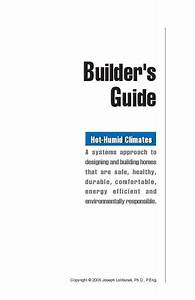 Builder U0026 39 S Guide To Hot