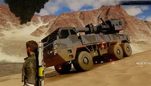 Longbow Cannon Truck