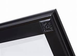 Große Spiegel Mit Rahmen : spiegel mit schwarzem rahmen ~ Michelbontemps.com Haus und Dekorationen