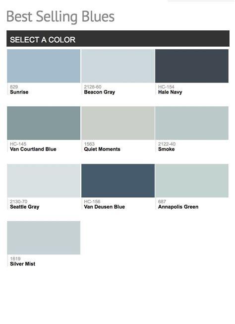 most popular color most popular benjamin paint colors a paint