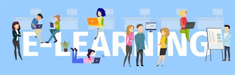 premium  learning typography banner illustration   png vector format