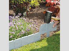 Садовый бордюр и бордюрная лента Оформляем границы газона