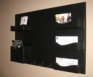 letter holder wall diy made just for you interior design With letter holder for the wall