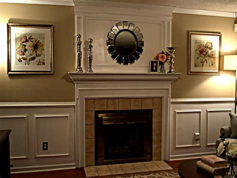 Fireplace Makeover Maintaining Ideas