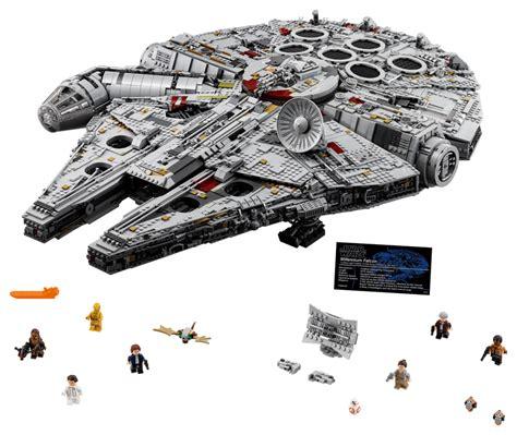 lego star wars ucs millennium falcon  vorgestellt