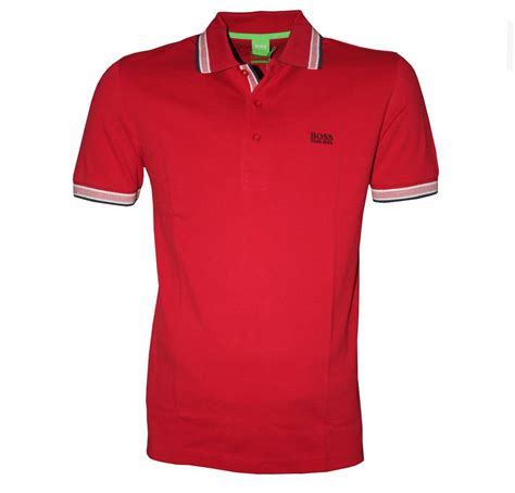 poloshirt hugo hugo paddy polo shirt polo shirts from