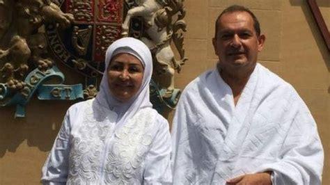 duta besar inggris  arab saudi masuk islam  naik haji news update
