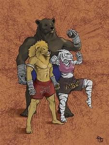 Muay Boran Warriors by Arbu on DeviantArt