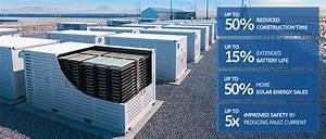 GE's Reservoir Solutions - Modular Energy Storage Solutions