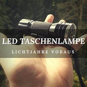 Beste Taschenlampe 2018 : beste led taschenlampe vergleich 2018 lichtjahre voraus ~ Kayakingforconservation.com Haus und Dekorationen