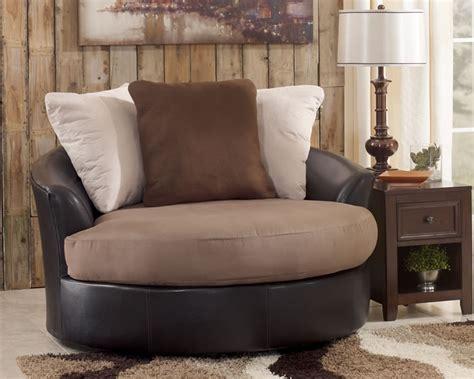 round cuddle swivel accent furniture stores chicago