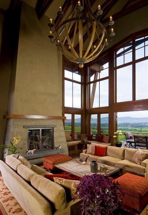 modern furniture trends ideas  high ceiling living